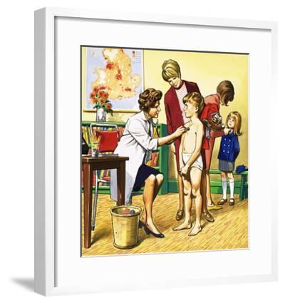 Doctor-Jesus Blasco-Framed Giclee Print