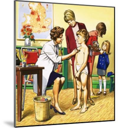 Doctor-Jesus Blasco-Mounted Giclee Print