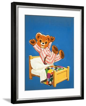 Teddy Bear-Francis Phillipps-Framed Giclee Print