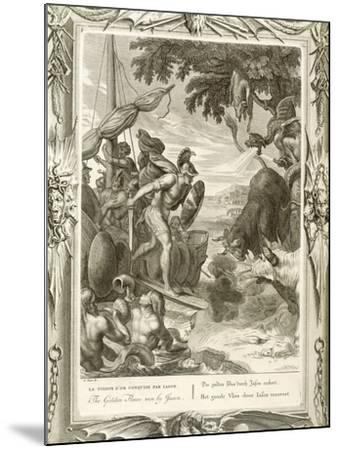 The Golden Fleece Won by Jason--Mounted Giclee Print