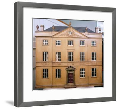 Doll's House, Neo-Classical Adam Style, c.1810--Framed Giclee Print