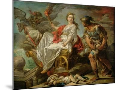 Jason and Medea, 1759-Carle van Loo-Mounted Giclee Print