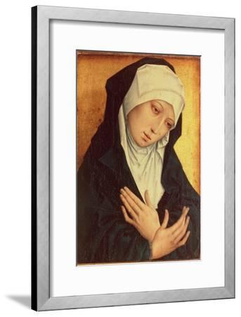 Mater Dolorosa-Rogier van der Weyden-Framed Giclee Print