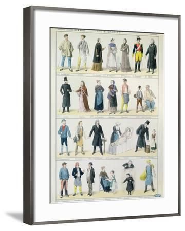 Costume Designs For an Adaptation of Les Miserables by Victor Hugo ...