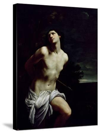 St. Sebastian, 1617-18-Guido Reni-Stretched Canvas Print