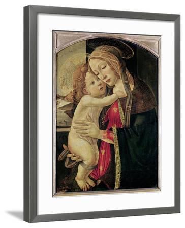 The Virgin and Child, c.1500-Sandro Botticelli-Framed Giclee Print