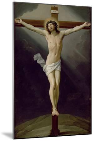 Christ on the Cross-Guido Reni-Mounted Giclee Print