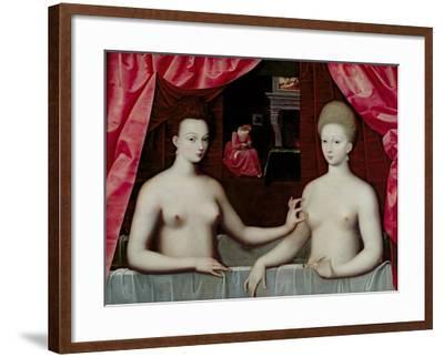 Gabrielle D'Estrees--Framed Giclee Print