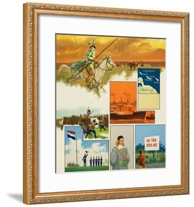 Curacao--Framed Giclee Print