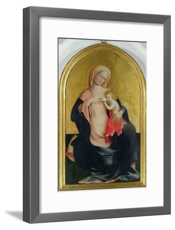 Madonna of Humility, c.1410-Tommaso Masolino Da Panicale-Framed Giclee Print
