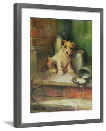 Spilt Milk-Philip Eustace Stretton-Framed Giclee Print