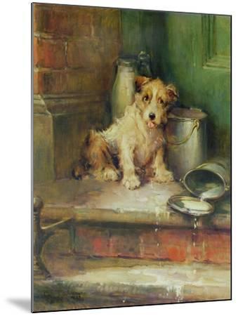 Spilt Milk-Philip Eustace Stretton-Mounted Giclee Print