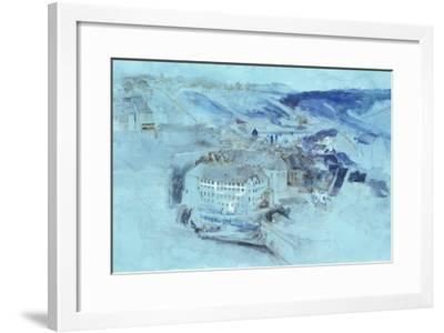 Fribourg-John Ruskin-Framed Giclee Print
