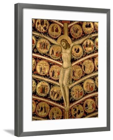 The Tree of Life, c.1310-Pacino Di Buonaguida-Framed Giclee Print