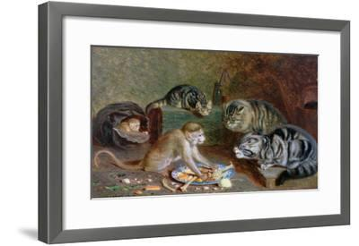 Game For Dinner-Horatio Henry Couldery-Framed Giclee Print
