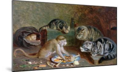 Game For Dinner-Horatio Henry Couldery-Mounted Giclee Print