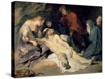 Lament of Christ, 1614-Peter Paul Rubens-Stretched Canvas Print