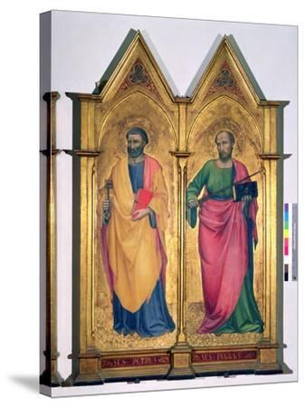 St. Peter and St. Paul--Stretched Canvas Print
