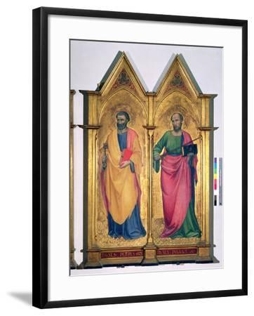 St. Peter and St. Paul--Framed Giclee Print