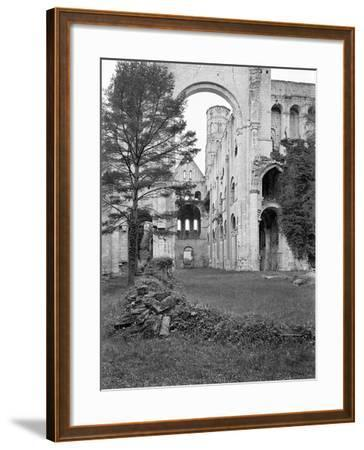 View of the Church Interior, c.1052-67--Framed Giclee Print