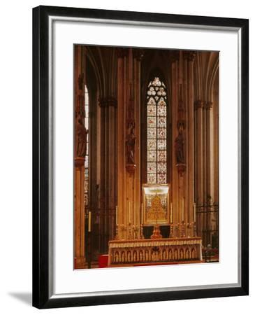 High Altar, Cologne Cathedral--Framed Photographic Print