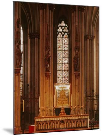 High Altar, Cologne Cathedral--Mounted Photographic Print