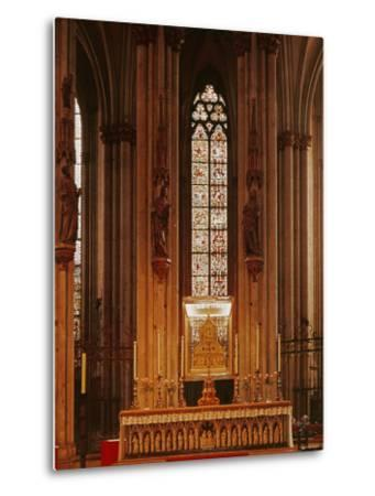High Altar, Cologne Cathedral--Metal Print