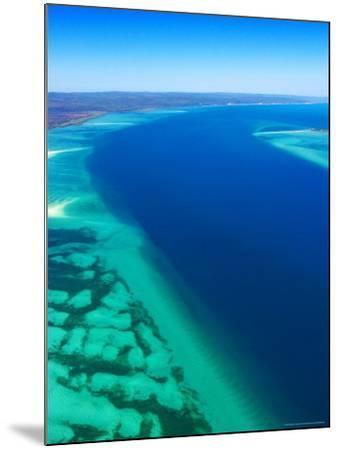 Great Sandy Straits and Fraser Island , Queensland, Australia-David Wall-Mounted Photographic Print
