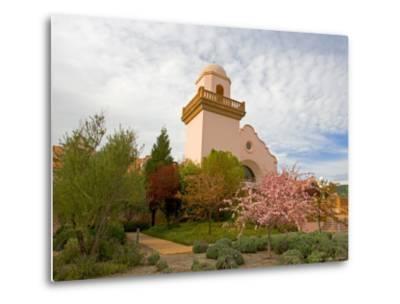 Groth Winery, Napa Valley, California, USA-Julie Eggers-Metal Print