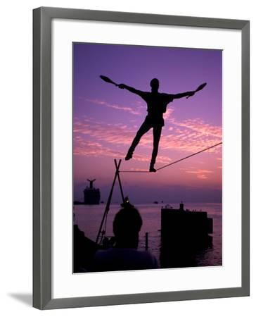 Key West, Florida Keys, Florida, USA-Greg Johnston-Framed Photographic Print
