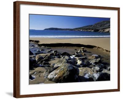 Mt. Desert Island, Maine, USA-Jerry & Marcy Monkman-Framed Photographic Print