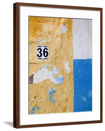 Kasbah Des Oudaias, Rabat, Morocco, North Africa-Walter Bibikow-Framed Photographic Print