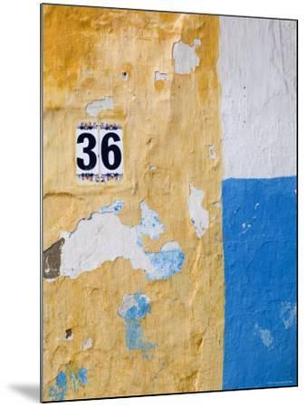 Kasbah Des Oudaias, Rabat, Morocco, North Africa-Walter Bibikow-Mounted Photographic Print