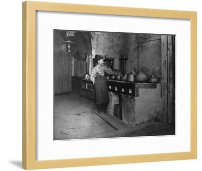 Food Cooked in Turkish Restaurant Photograph - Jerusalem, Palestine-Lantern Press-Framed Art Print