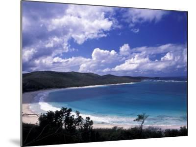Soni Beach on Culebra Island, Puerto Rico-Michele Molinari-Mounted Photographic Print