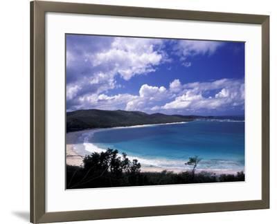 Soni Beach on Culebra Island, Puerto Rico-Michele Molinari-Framed Photographic Print