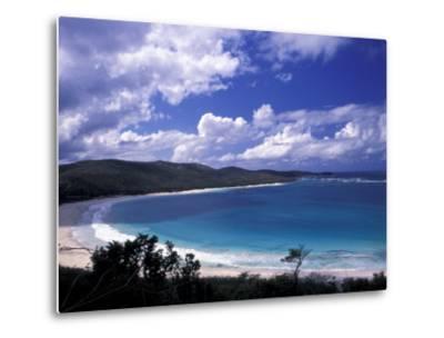 Soni Beach on Culebra Island, Puerto Rico-Michele Molinari-Metal Print
