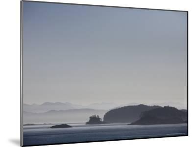 Misty Afternoon on Haida Gwaii-Taylor S^ Kennedy-Mounted Photographic Print