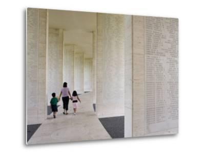 American Memorial Cemetery at Pateros-Greg Elms-Metal Print