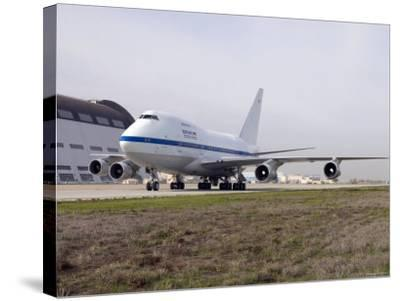 Stratospheric Observatory for Infrared Astronomy-Stocktrek Images-Stretched Canvas Print
