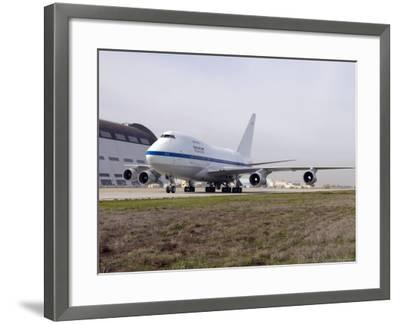 Stratospheric Observatory for Infrared Astronomy-Stocktrek Images-Framed Photographic Print