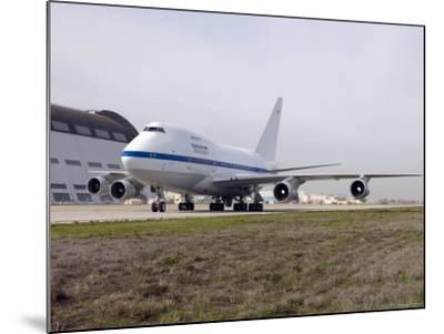 Stratospheric Observatory for Infrared Astronomy-Stocktrek Images-Mounted Photographic Print