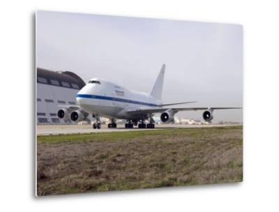 Stratospheric Observatory for Infrared Astronomy-Stocktrek Images-Metal Print