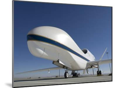 Global Hawk Unmanned Aircraft-Stocktrek Images-Mounted Photographic Print