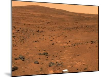 Partial Seminole Panorama of Mars-Stocktrek Images-Mounted Photographic Print