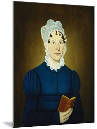 Sarah Treadwell Perley, 1825-John Brewster-Mounted Giclee Print