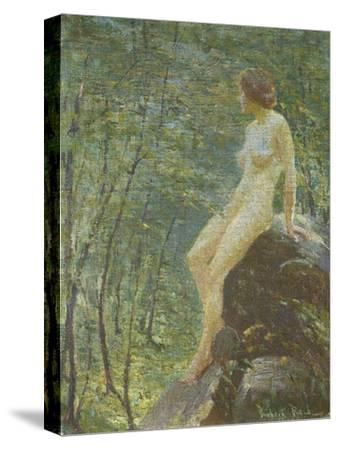 Springtime-Robert Payton Reid-Stretched Canvas Print