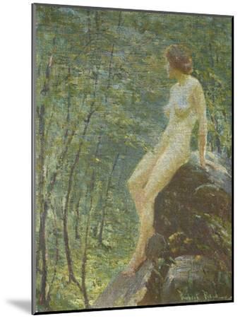 Springtime-Robert Payton Reid-Mounted Giclee Print