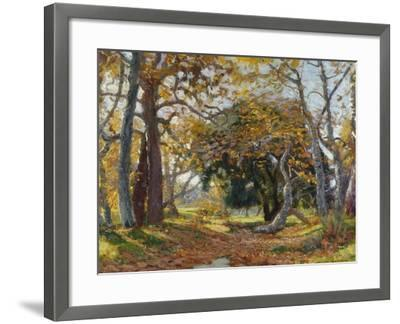 Mission Canyon, 1923-Joseph Kleitsch-Framed Giclee Print