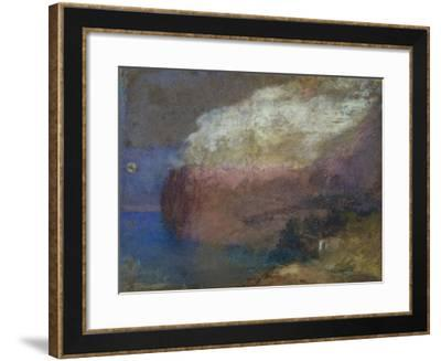 Corsica, a Wooded Headland, c.1828-J^ M^ W^ Turner-Framed Giclee Print